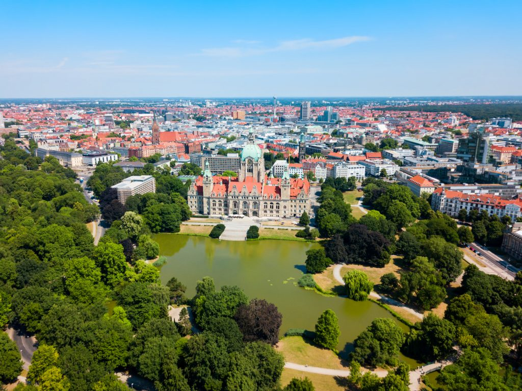 Hannover baumfällung